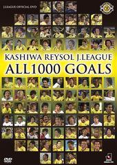 送料無料有/[DVD]/KASHIWA REYSOL J.LEAGUE ALL1000 GOALS/サッカー/DSSV-230