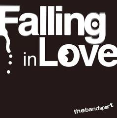 送料無料有/[CD]/the band apart/Falling in Love/ASG-41