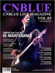 送料無料有/[書籍]CNBLUE LIVE MAGAZINE Vol.3/CNBLUE/AIMB-1005