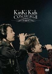 ゆうメール不可 特典/[DVD]/KinKi Kids/KinKi Kids CONCERT 20.2.21 -Everything happens for a reason- [通常版]/JEBN-263