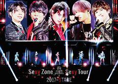 送料無料有 特典/[Blu-ray]/Sexy Zone/Sexy Zone Presents Sexy Tour 〜 STAGE [2Blu-ray/通常版]/PCXP-50528
