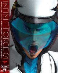 送料無料/[Blu-ray]/Infini-T Force 1/アニメ/PCXP-50561