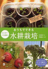 送料無料有/[書籍]はじめてでも簡単!おうちでできる水耕栽培 材料は100円ショップで!安心・安全の野菜、ハーブいろいろ/河村毬子/著 伊藤
