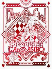 送料無料有/[Blu-ray]/LArc-en-Ciel/LArc-en-Ciel LIVE 2015 LArCASINO [Blu-ray+2CD/初回生産限定版]/KSXL-203