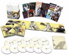 送料無料有/[Blu-ray]/銀魂 Blu-ray Box 下 [完全生産限定版]/アニメ/ANZX-13411