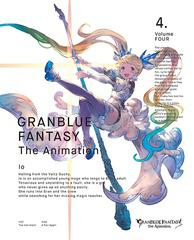 送料無料有/[Blu-ray]/GRANBLUE FANTASY The Animation 4 [完全生産限定版]/アニメ/ANZX-11847
