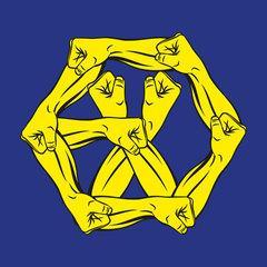 送料無料有/[CD]/[輸入盤]EXO/VOL.4: ザ・ウォー・リパッケージ - ザ・パワー・オブ・ミュージック (コリアン・ヴァージョン) [輸入盤]/N