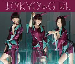 送料無料有/[CD]/Perfume/TOKYO GIRL [DVD付初回限定盤]/UPCP-9015