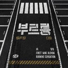 送料無料有/[CD]/[輸入盤]SF9/1st ミニ・アルバム: バーニング・センセーション [輸入盤]/NEOIMP-13156