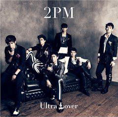 送料無料有/2PM/Ultra Lover [通常盤]/BVCL-272