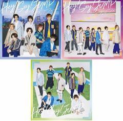 送料無料有 特典/[CD]/Hey! Say! JUMP/ファンファーレ! [3タイプ一括購入セット]/NEOIKT-1323
