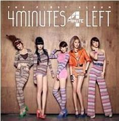 送料無料有/[CD]/[輸入盤]4Minute/1st: 4ミニッツ・レフト [輸入盤]/NEOIMP-3023