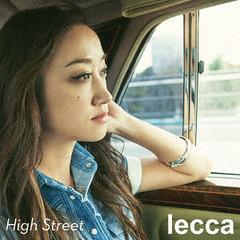 送料無料有/[CD]/lecca/High Street [CD+DVD]/CTCR-14918