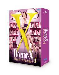 送料無料有/[Blu-ray]/ドクターX 〜外科医・大門未知子〜4 Blu-ray BOX/TVドラマ/PCXE-60143