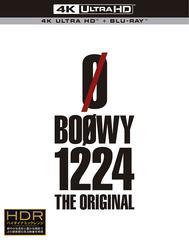 送料無料/[Blu-ray]/BOOWY/1224 -THE ORIGINAL- [4K ULTRA HD + Blu-ray] [限定版]/UPZY-9001