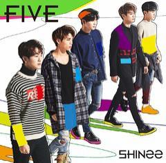 送料無料有/[CD]/SHINee/FIVE [通常盤]/UPCH-20445