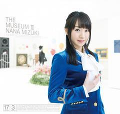送料無料有 初回 特典/[CD]/水樹奈々/THE MUSEUM III [CD+Blu-ray]/KIZC-437