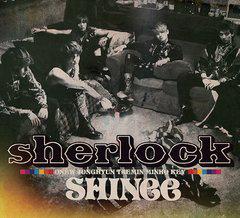 送料無料有/SHINee/Sherlock [Japanese ver.] [通常盤]/TOCT-40401
