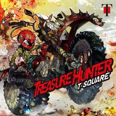 送料無料有/[CD]/T-SQUARE/TREASURE HUNTER [CD+DVD]/OLCH-10003