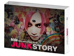 送料無料有/[Blu-ray]/hide 50th anniversary FILM「JUNK STORY」/邦画 (ドキュメンタリー)/TCBD-495