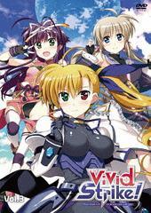送料無料有/[DVD]/ViVid Strike! Vol.3/アニメ/KIBA-2291