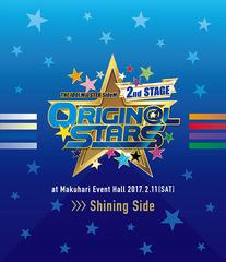 送料無料/[Blu-ray]/THE IDOLM@STER SideM 2nd STAGE 〜ORIGIN@L STARS〜 Live Blu-ray 【Shining Side】/オムニバス/LABX-8211