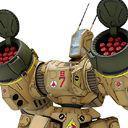 送料無料有/[グッズ]/超時空要塞マクロス 1/72 SDR-04-MkXII ファランクス/NEOGDS-65025