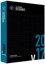 【新品/取寄品】Vectorworks Designer 2017 スタンドアロン版 124083