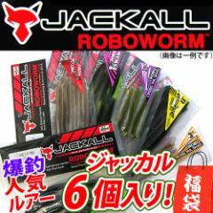 【約4903円相当入り】ジャッカル福袋 爆釣ロボワ...