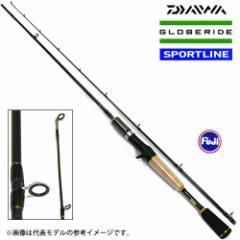 グローブライド(ダイワ) スポーツライン SPORTLINE HS バスモデルB-632M(ベイト)