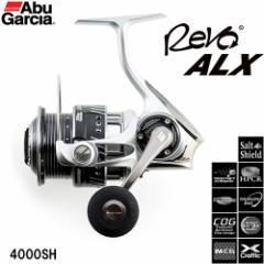 【特別価格35%OFF】●アブガルシア REVO レボ ALX 4000SH 【送料無料】