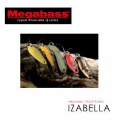 ●メガバス イザベラ 2.2g 【メール便配送可】