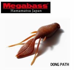 ●メガバス ドンパス 3.5インチ 【メール便配送可】