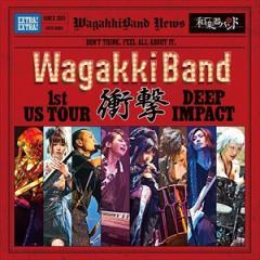 ☆【おまけ付】WagakkiBand 1st US Tour 衝撃 -DEEP IMPACT- / 和楽器バンド 【CD】 AVCD-93603-SK