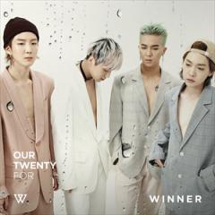 ☆【おまけ付】2018.02.07発売!OUR TWENTY FOR / WINNER ウィンター 【CD】 AVCY-58586-SK