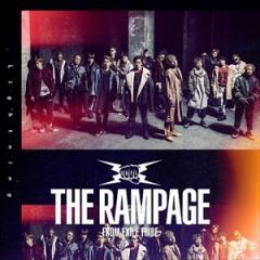 ☆【おまけ付】2017.01.25発売!Lightning / THE RAMPAGE from EXILE TRIBE  【SingleCD+DVD】 RZCD-86226-SK