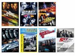 ワイルド・スピード シリーズ 7本セット 【DVD】 GNBF-2611-2-3-4-2549-3234-3529-HPM