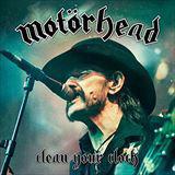 ☆【おまけ付】CLEAN YOUR CLOCK / MOTORHEAD モーターヘッド(輸入盤) 【BLU-RAY+CD】 0190296997075-JPT