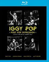 ☆【おまけ付】POST POP DEPRESSION LIVE AT THE ROYAL ALBERT HALL / IGGY POP (輸入盤) 【BLU-RAY+2CD】 0801213355693-JPT