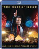☆【おまけ付】DREAM CONCERT : LIVE FROM ・・・ / YANNI ヤニー(輸入盤) 【BLU-RAY】 0889853078790-JPT