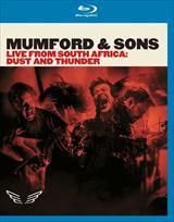 ☆【おまけ付】 LIVE IN SOUTH AFRICA : DUST AND THUNDER / MUMFORD & SONS (輸入盤)【BLU-RAY】 5051300530877-JPT