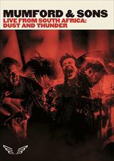 ☆【おまけ付】 LIVE IN SOUTH AFRICA : DUST AND THUNDER - GENT… MUMFORD & SONS (輸入盤2BLU-RAY+CD) 5051300531072-JPT