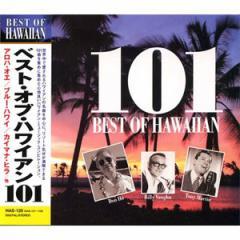 【送料無料!最安値に挑戦中】 ベスト・オブ・ハワイアン 101 CD4枚組 [CD] 4CD-323