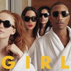 【送料無料!最安値に挑戦中】 girl ガール/Pharrell Williams ファレル・ウィリアムス[輸入盤] [CD] TOW 888430550728-JPT