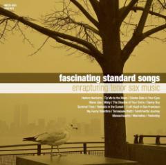 魅惑の スタンダード 心に沁みる テナーサックス ハーレム・ノクターン 煙が目にしみる (CD)MCD-201-KEEP