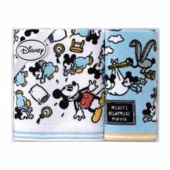 贈り物セット  ディズニー ミッキー&ミニー 子煩悩 タオルセット DS-2830