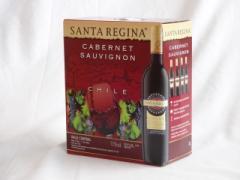 チリ大容量飲み比べセット(サンタ・レジーナ カベルネ・ソーヴィニヨン 赤ワイン フルボディ3000ml)