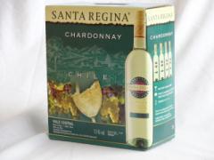 チリ大容量飲み比べセット(サンタ・レジーナ シャルドネ 白ワイン  3000ml)