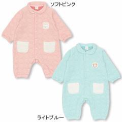 9/20NEW♪MY FIRST BABYDOLL_キルトロンパース-ベビーサイズ ベビードール 子供服-9963B