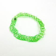 緑/タトゥー風チョーカー